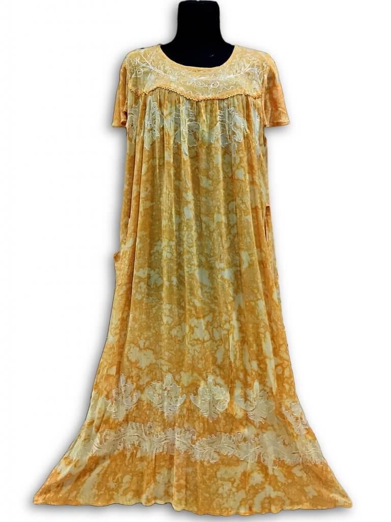 Extra nagy méretű hosszú ruhák 2706 drápp