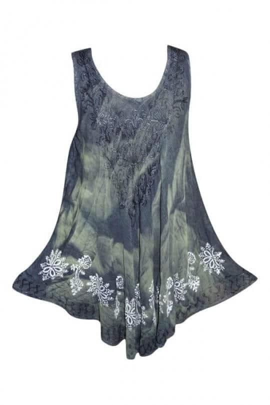Rövid nyári ruha 2107 univerzális méretben
