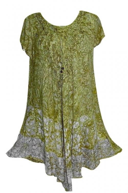 Csinos rövid ruha Indiából 2210