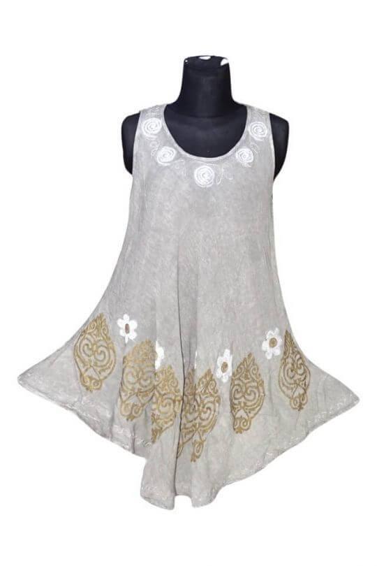 csinos rövid nyári ruha indiából 17144