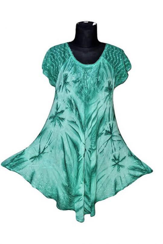 Csinos rövid ruha Indiából 06