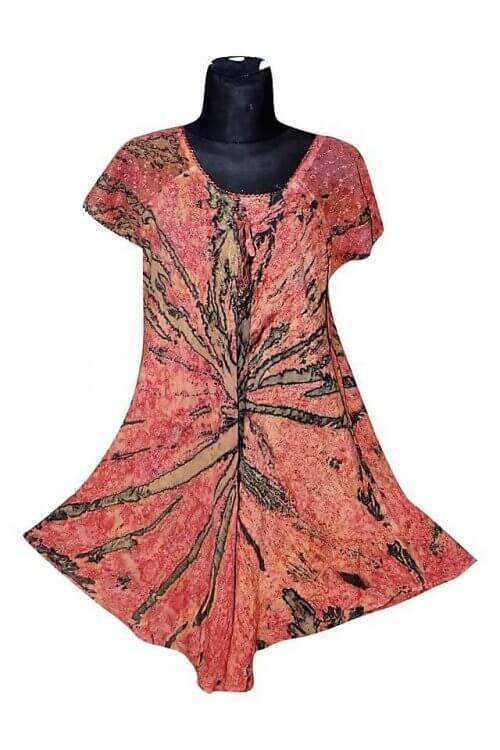 Csinos rövid ruha Indiából 2209