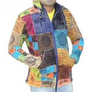 Kézzel készített egyedi Nepáli kabát