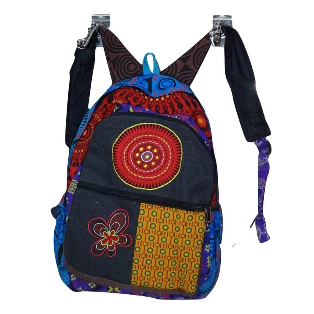 Nepáli hátizsák