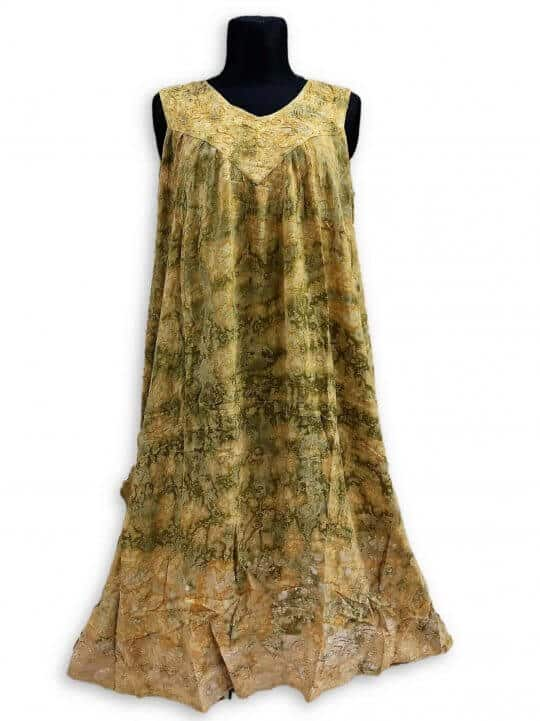 45367f6038 Csinos, lenge hosszú nyári ruha 2510 - Devifashions