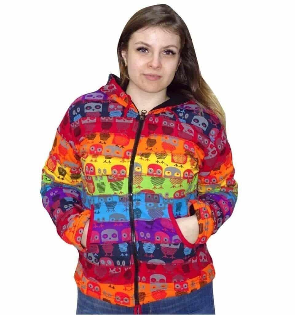 nepáli kabát