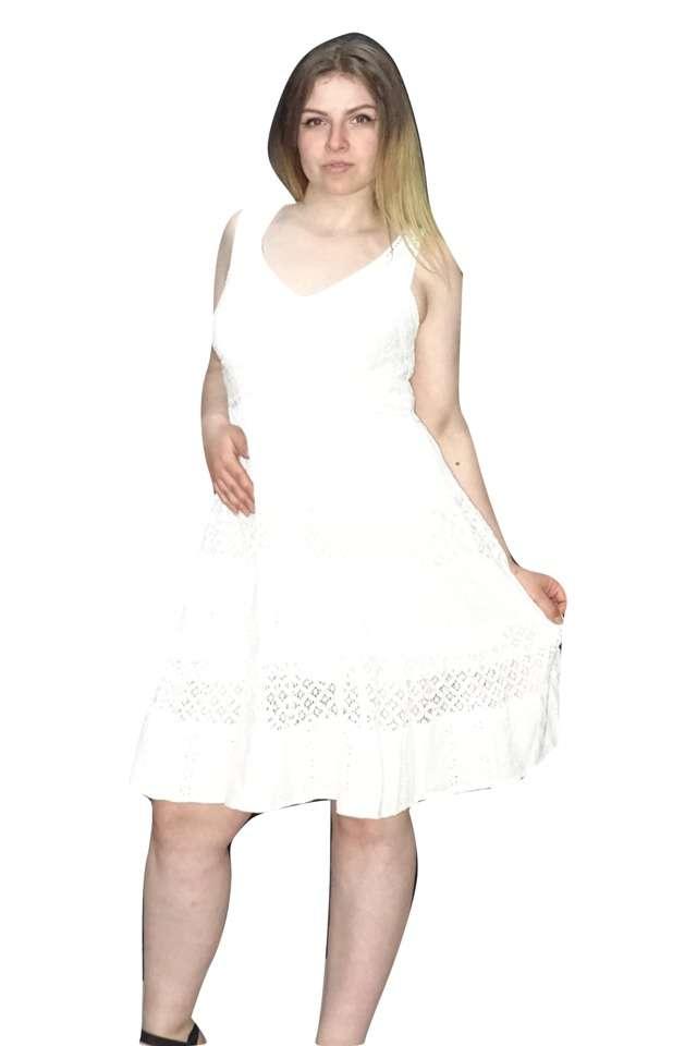 rövid pamut ruha univerzális méretben