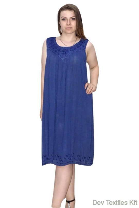 lenge nyári ruha extra univerzális méretben