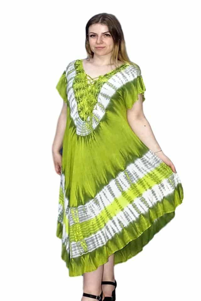 lenge nyári ruha indiából univerzális méretben