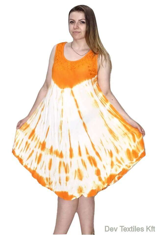 nyári ruha indiából választható világos színekben