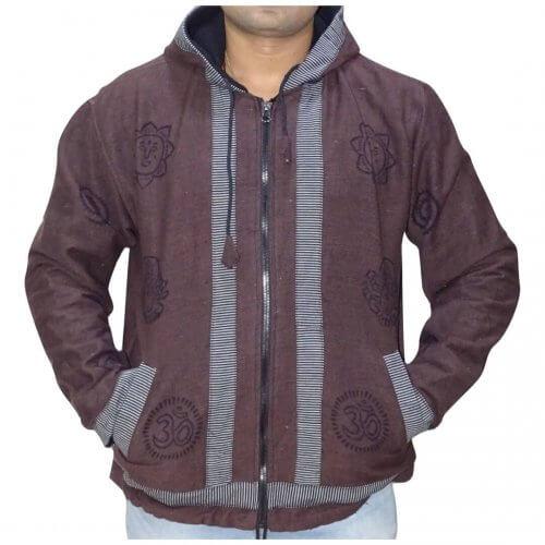 Kabát Férfiaknak Poláros