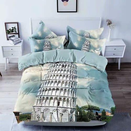 Ágynemű Pisai Ferde Torony